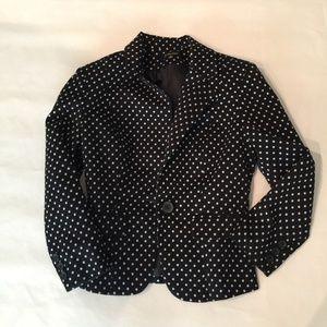 Jackets & Blazers - Polka Dot Blazer